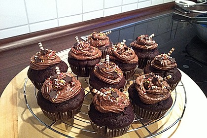 Schoko-Cupcakes 14