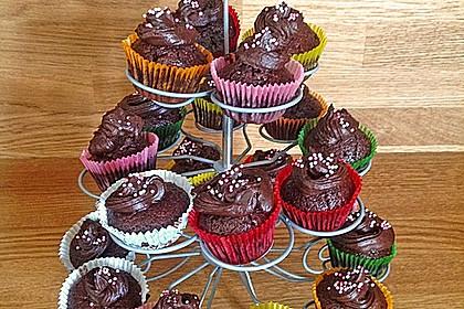 Schoko-Cupcakes 22