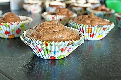 Schoko-Cupcakes 50