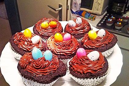 Schoko-Cupcakes 47
