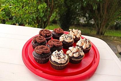 Schoko-Cupcakes 26