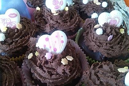 Schoko-Cupcakes 13