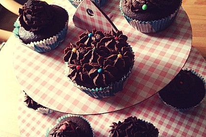 Schoko-Cupcakes 11