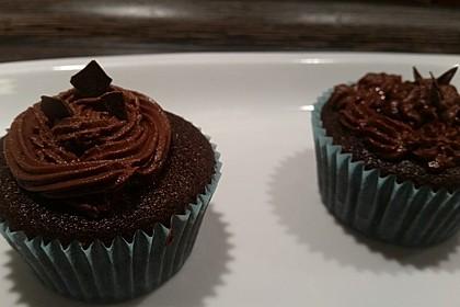 Schoko-Cupcakes 12