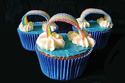 Marzipan Cupcakes 1