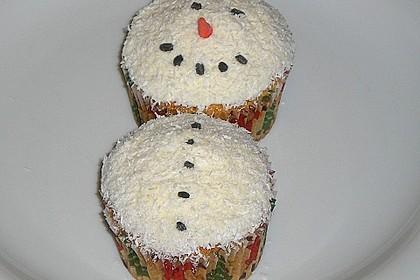 Kokos Cupcakes 0