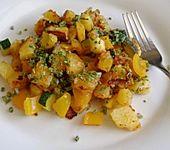 Bratkartoffeln mit Paprika
