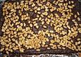 Schokoladenkuchen mit Erdnüssen