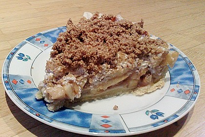 Sour Cream Apple Pie 3