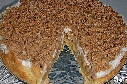 Sour Cream Apple Pie 1