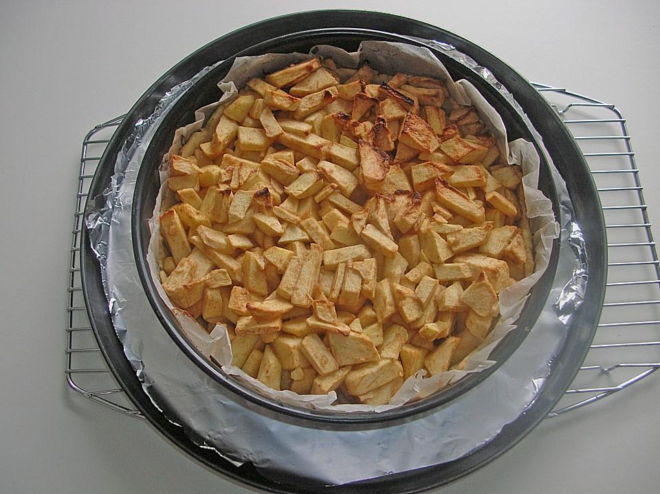 Sour Cream Apple Pie (Rezept mit Bild) von kaddistar ...