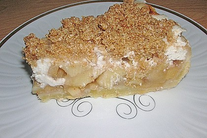 Sour Cream Apple Pie 2