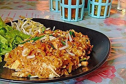 Original thailändisches Pad Thai 4