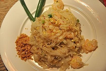 Original thailändisches Pad Thai 7