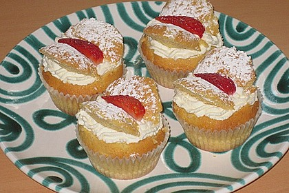 Schmetterlings - Cupcakes 3