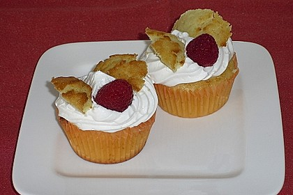 Schmetterlings - Cupcakes 7