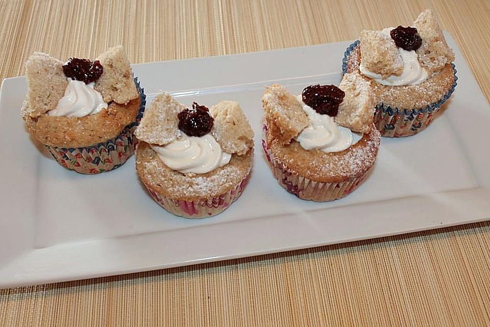 Schmetterlings Cupcakes Von Pumpkin Pie Chefkoch De
