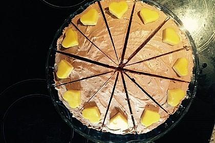 Mango - 'Butter'cremetorte 2