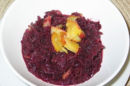 Apfelrotkohl - Grundrezept