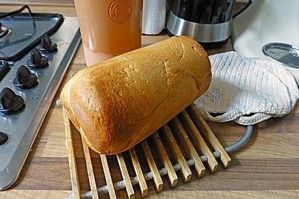 Buttertoast mit Vorteig und kalter Führung 5