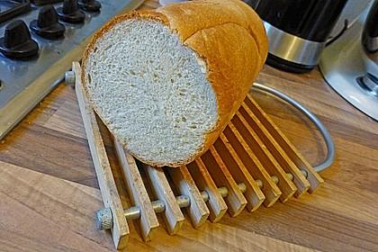 Buttertoast mit Vorteig und kalter Führung 6