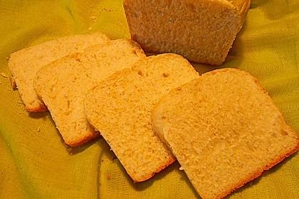 Buttertoast mit Vorteig und kalter Führung 4