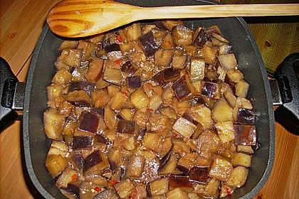Auberginen Stir Fry 11