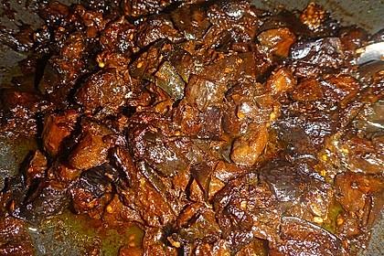 Auberginen Stir Fry 16