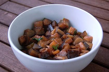 Auberginen Stir Fry 6