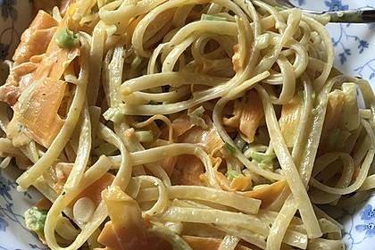 Möhren - Spaghetti 3