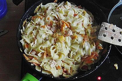 Möhren - Spaghetti 7