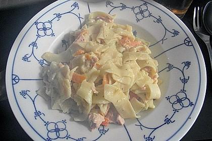 Möhren - Spaghetti 5