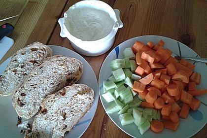 Brot mit Oliven und getrockneten Tomaten 21