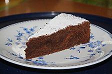 Schokoladenkuchen à la Irma