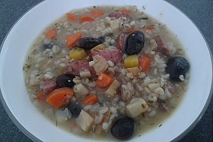 Tiroler Gerschtsuppe
