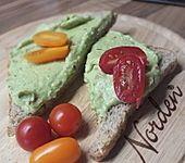 Avocado - Guacamole (Bild)