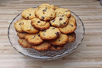 Vegane Cookies 1