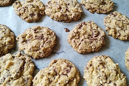 Vegane Cookies 2