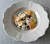 Bananen - Joghurt mit Schoko - Splits