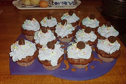 Oreo Cupcakes 111
