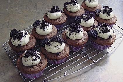Oreo Cupcakes 220
