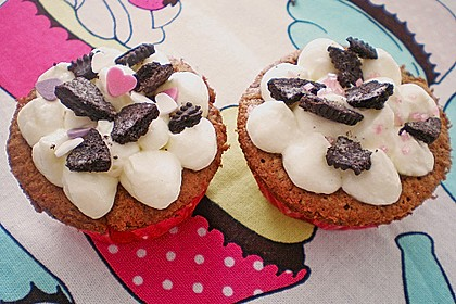 Oreo Cupcakes 110