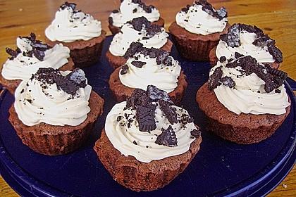 Oreo Cupcakes 121