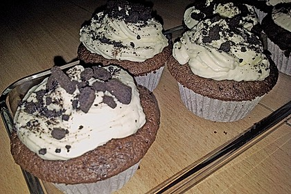 Oreo Cupcakes 186
