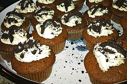 Oreo Cupcakes 197