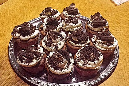 Oreo Cupcakes 180