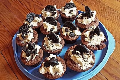 Oreo Cupcakes 170