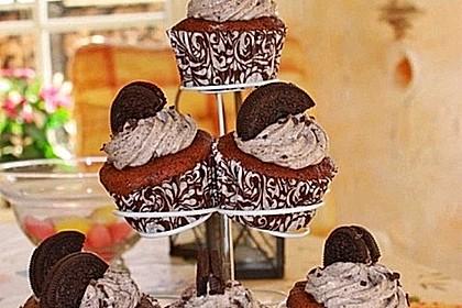 Oreo Cupcakes 30