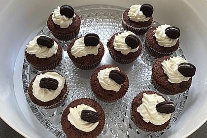 Oreo Cupcakes 140