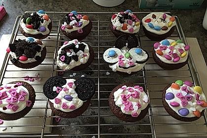 Oreo Cupcakes 105